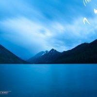 Мультинское озеро :: Дмитрий Моисеев