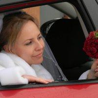 Увезли невесту :: Олег Романенко