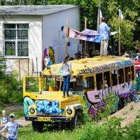 Бывший автобус :: Анастасия Балашова