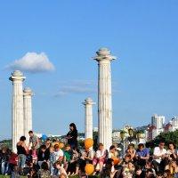 ...праздник в античном городе Б.... :: Ольга Нарышкова