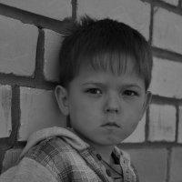 ...детский портрет... :: Ольга Нарышкова