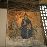 Икона-мозаика в соборе Св. Софии :: Olga