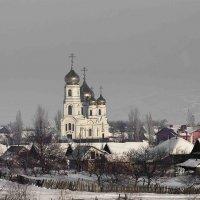 Сельская церковь :: Сергей Гончаров