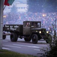 70 лет освобождения Минска. Парад. :: Nonna