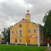 Ильинская церковь в Рязанском кремле :: Александр Буянов