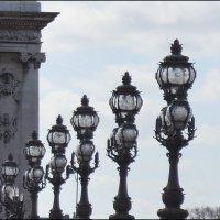 Красоты должно быть много.... Париж, мост Александра - 3 :: Lüdmila Bosova