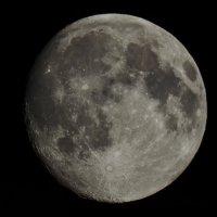 Луна сегодня. 11.07.2014 0:30 :: Валерий Небесский
