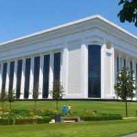 Дом Форумов в Ташкенте :: Мухаббат Юлдашева