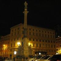 Ночными улицами Рим .. :: Серж Поветкин