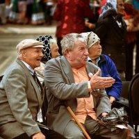 Ветераны :: Женя Лузгин