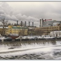 На набережной водоотводного канала :: Василиса Никитина