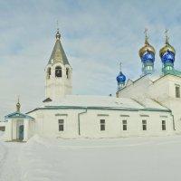 Церковь Казанской иконы Божией Матери в Гороховце :: Petr Popov