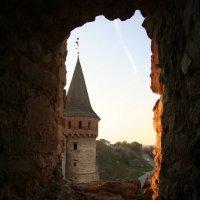 За крепостными стенами :: Елена Даньшина