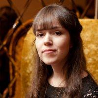 В золотом :: Ольга Попова