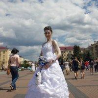 Парад невест :: Елена Миронова