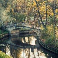 Мост в парке :: Алексей Трофимов