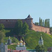 Нижегородский кремль :: Андрей Махиня
