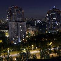 ночной город :: Дмитрий Крыжановский