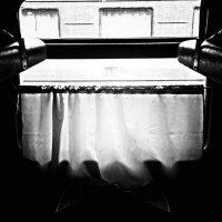 вагон пустой .... :: Дмитрий Призрак