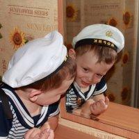 Раз моряк, два моряк :: Мария Зайцева