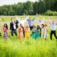 Обожаю гостей на свадьбах :) :: Юлия Ткаченко