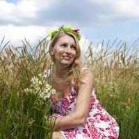 Лето в поле :: Elena Vershinina