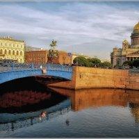 синий  мост :: Владимир Иванов ( Vlad   Petrov)
