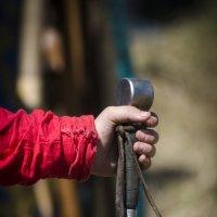 рука и меч :: Василий Либко