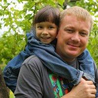 Счастливые люди. :: Андрей Пашко