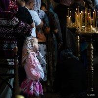 В храме :: Юрий Лепкин