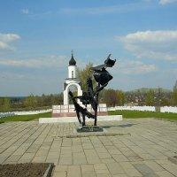 часовня и памятник взрыву на 1Арзамасе :: Сергей Барашков