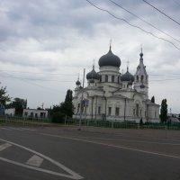 Храм в Анне. :: Ольга Языкова