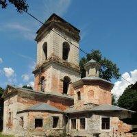Церковь Воздвижения Креста Господня :: Александр Качалин