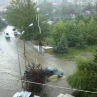 Дождь в Кудепсте :: Александр