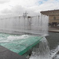 Санкт-Петербургские фонтаны. :: Виктор Елисеев
