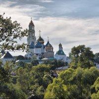 Вид на Лавру :: marmorozov Морозова