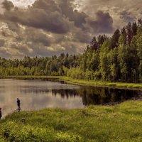 Озеро Худое :: Андрей Паршаков
