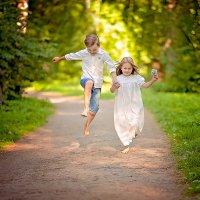 Детства волшебное царство... :: Элина Курмышева