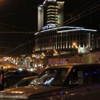 Московская Ночь :: Николай Фролов