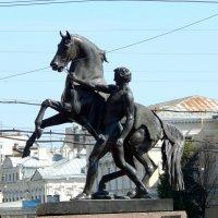 Конь Аничкова моста :: Виктор Орлов