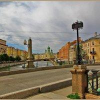 перекрестки улиц и каналов :: Дмитрий Анцыферов