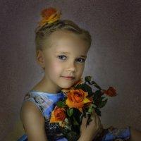 девочка :: Наталия Шилкова