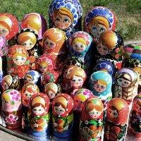В царстве матрёшек :: Nikolay Monahov
