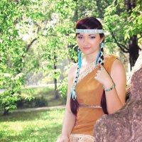 Покахонтас :: Надежда Батискина