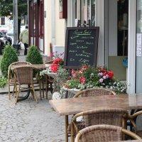 Бельгия. Кафе :: Yulia Sherstyuk