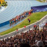 Чемпионат мира по легкой атлетике в Москве :: Артем Кусаков