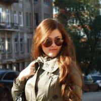 луч солнца :: Кристианна Дробышева