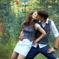 Рома и Катя :: Евгения Саталкина