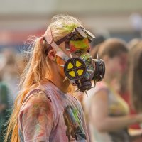 На фестивале красок :: Владимир Колесников