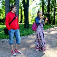 Летние забавы :: Ирина Фирсова